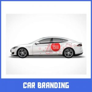car branding in lagos by Excellence Awards International