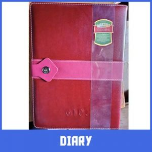 diary printing in lagos by Excellence Awards International