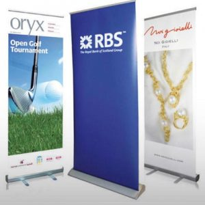 roll up banner By Excellence Awards International