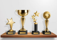 trophy and award by excellence awards international