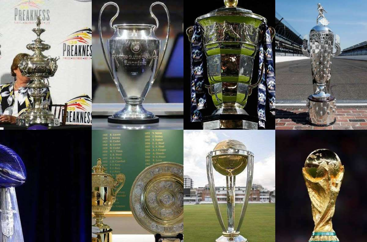 10 Most Iconic Sports Trophies in The World