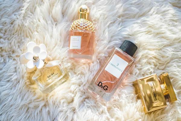 perfumes as souvenir ideas