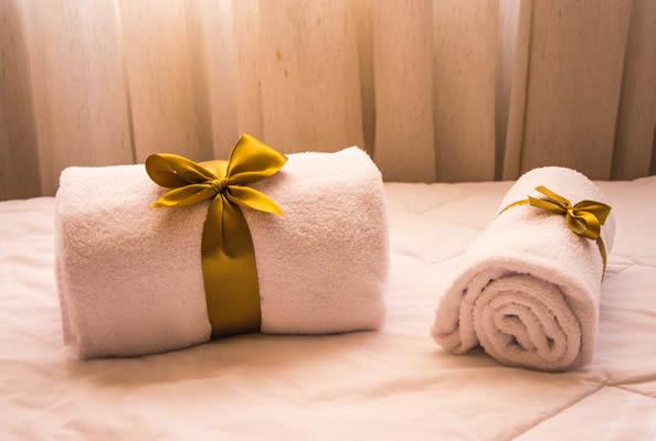 towels as souvenir ideas
