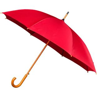 umbrella branding as souvenir idea